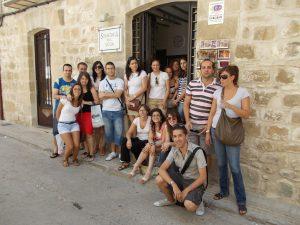 Grupo de Turismo-promocion local e informacion al visitante-Baena