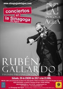 CARTEL CONCIERTO RUBEN GALLARDO 2017 OPT