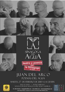 """JUAN DEL ARCO """"Poemas del Agua"""""""