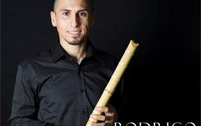 CONCIERTO DE RODRIGO RODRÍGUEZ (flauta Shakuhachi)