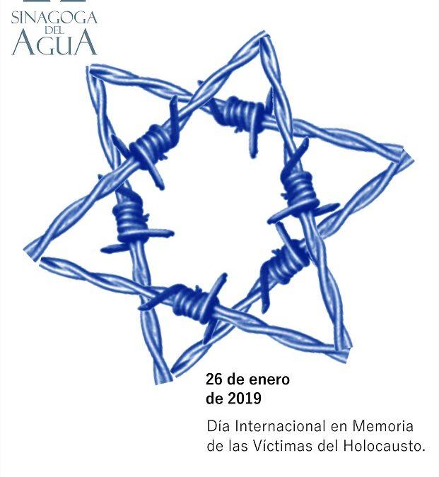 26 de enero, Día Internacional en Memoria de las Víctimas del Holocausto